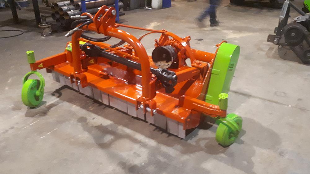 Trituradora Jonues-150 ocasion 2