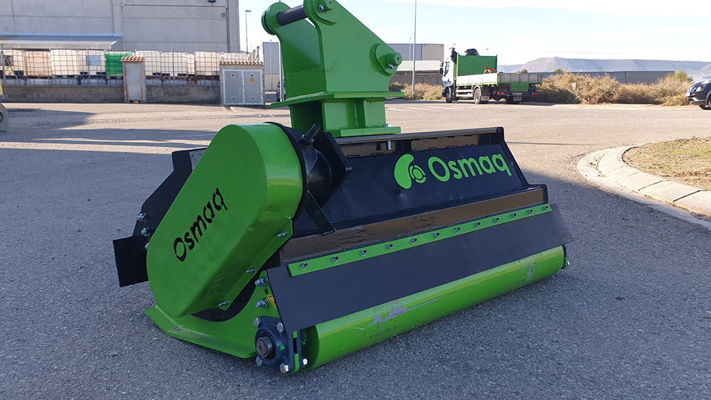 cabezal desbrozador CRMC-120 osmaq 2