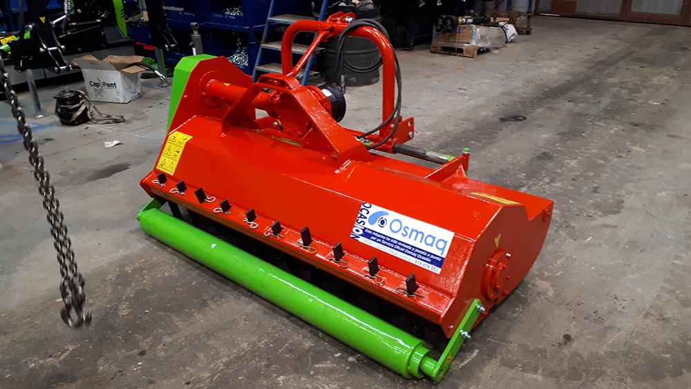 trituradora Mila-180 2 ocasion 3