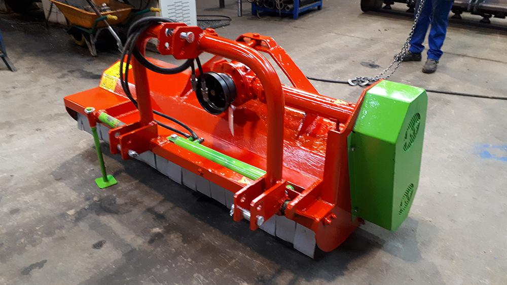 trituradora Mila-180 2 ocasion 4