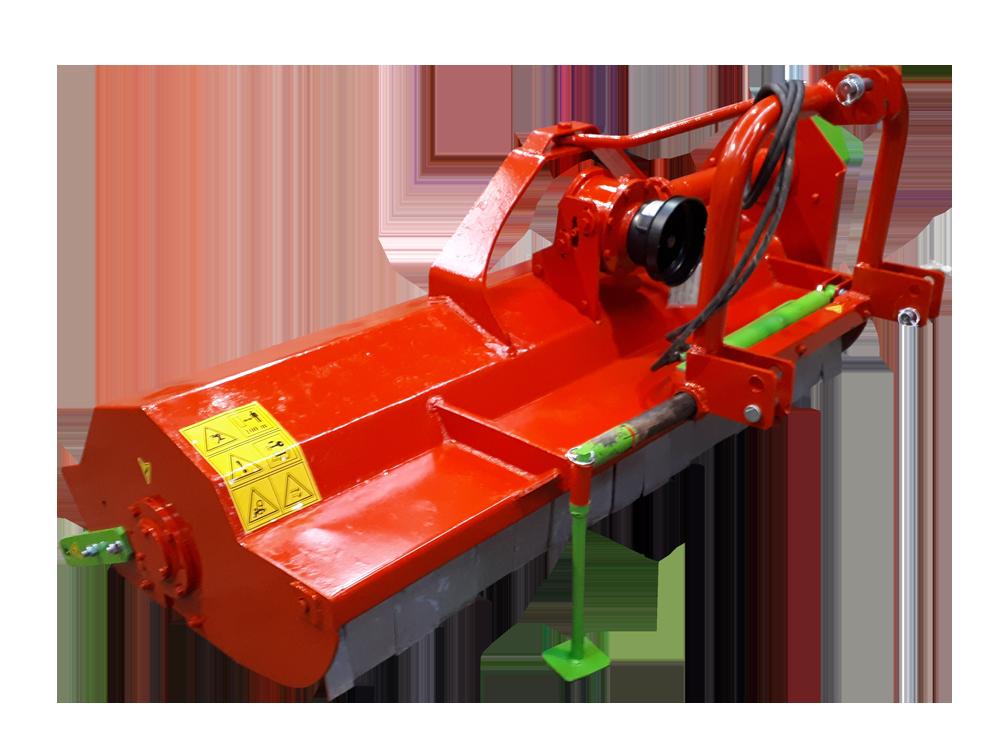 trituradora Mila-180 2 ocasion portada