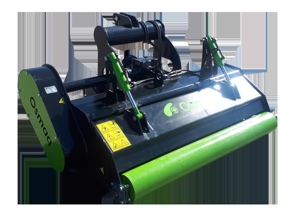 trituradora agave-180 osmaq portada