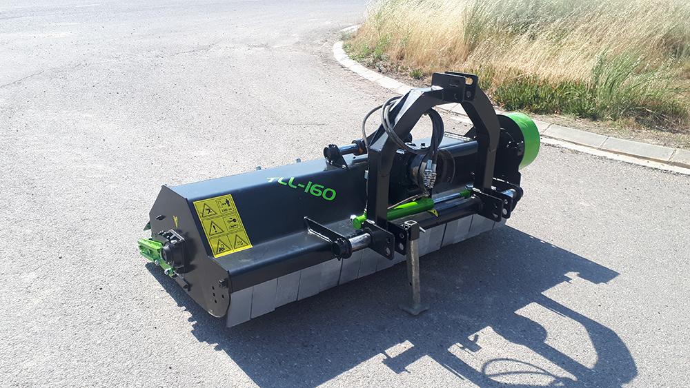 trituradora agricola tll-160 osmaq 2