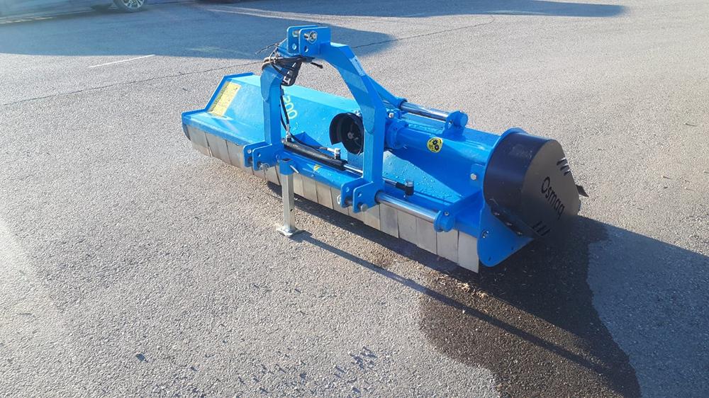 trituradora osmaq tll-200 ocasion 1