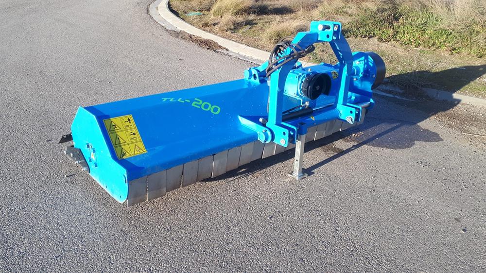 trituradora osmaq tll-200 ocasion 2