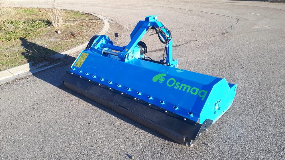 trituradora osmaq tll-200 ocasion 3