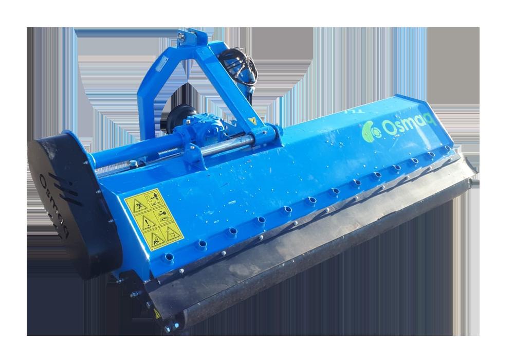 trituradora osmaq tll-220 portada