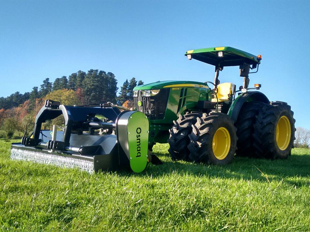 Trituradora Agricola TFR osmaq 4