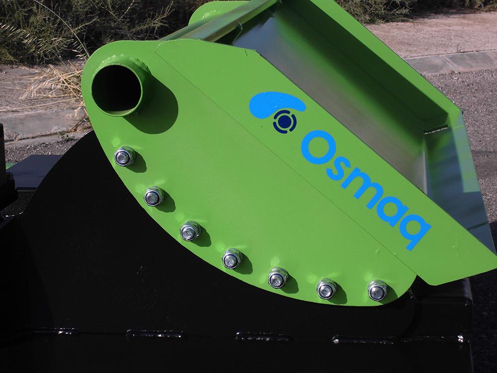 Desbrozadora Hidraulica DHV osmaq 6