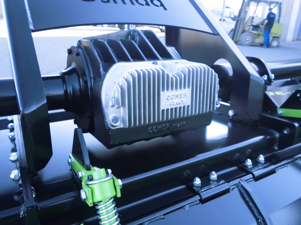 Rotovator SRT osmaq 4