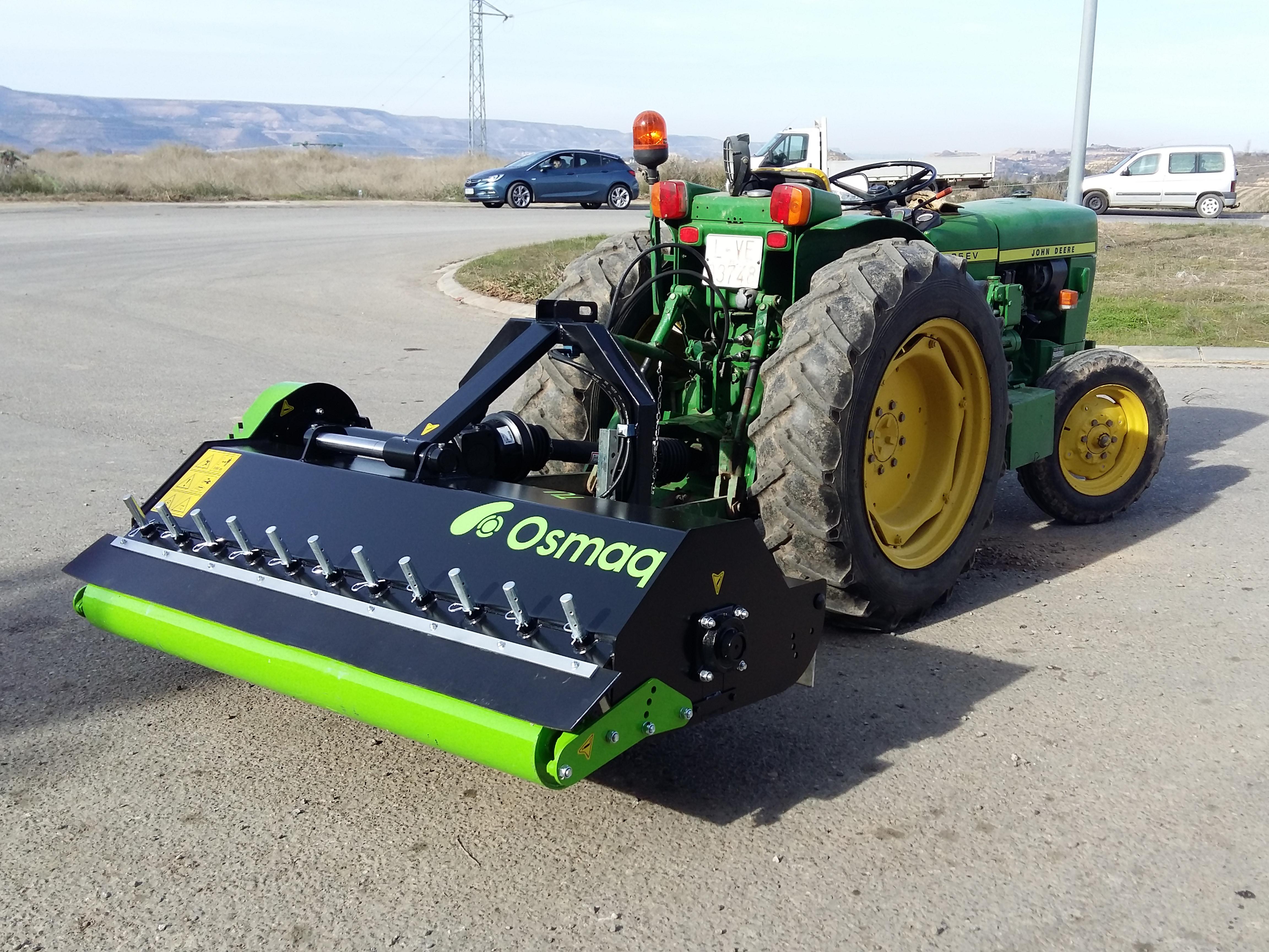 Trituradora Agricola TLL osmaq 1