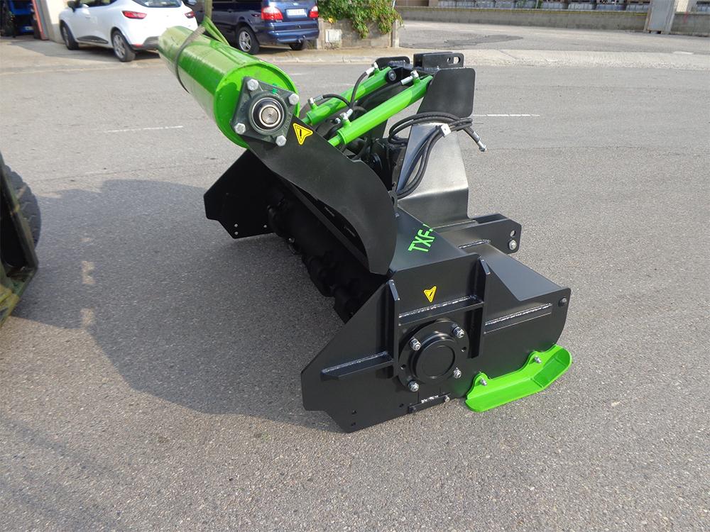 Trituradora agricola pesada TXF-ROLDOOR osmaq 2
