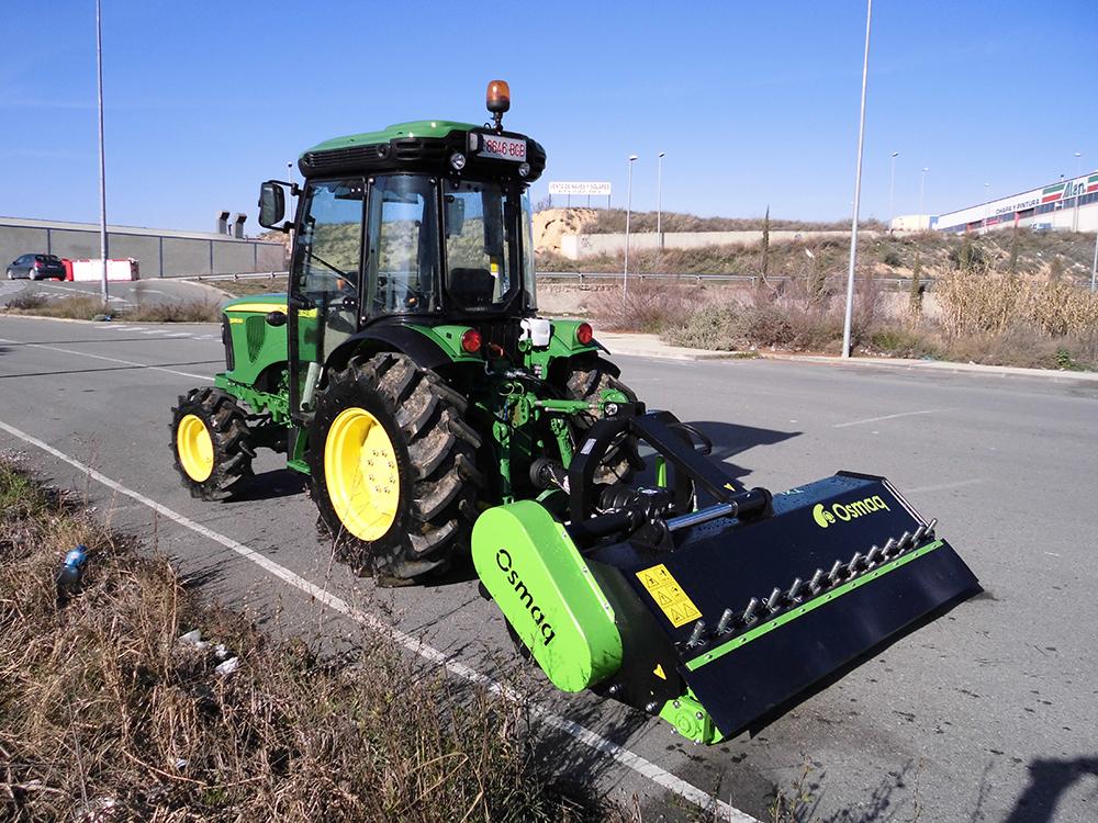 Trituradora agricola txl osmaq 1