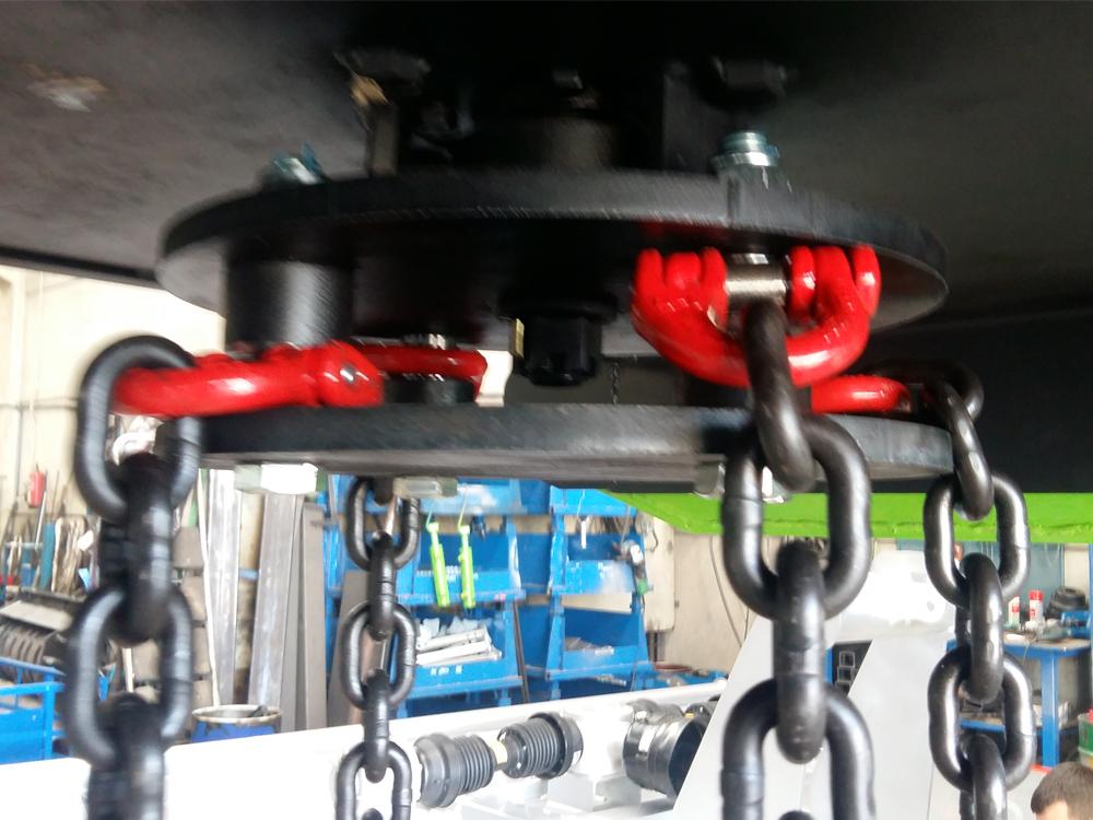 Desbrozadora Hidraulica DHV osmaq 1