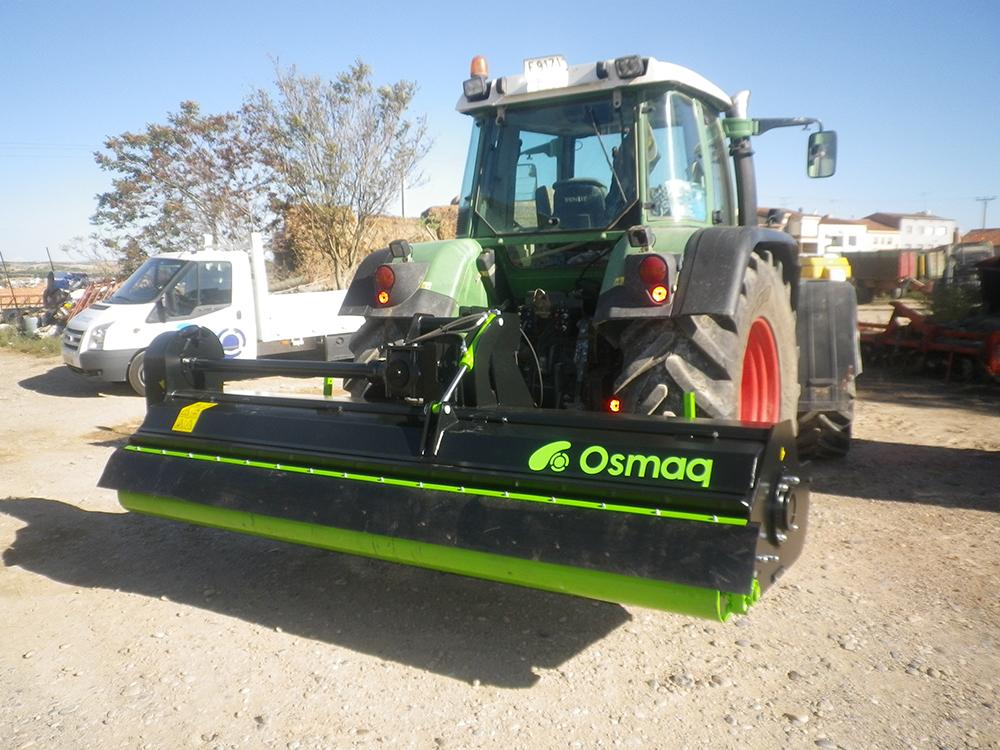 Trituradora Agricola TCF osmaq 2