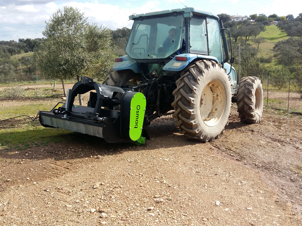 Trituradora Agricola TFR osmaq 2