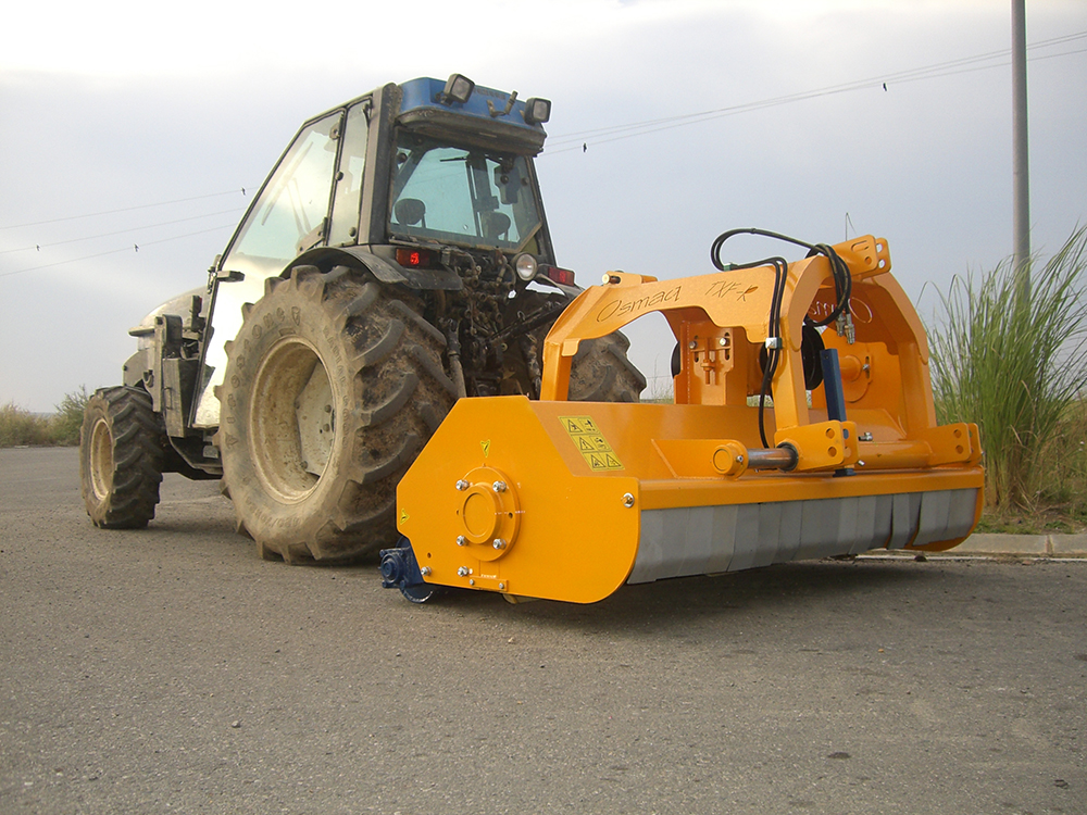 trituradora agricola TLR osmaq 1