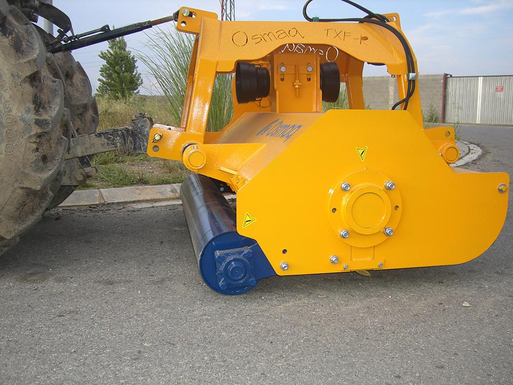 trituradora agricola TLR osmaq 2
