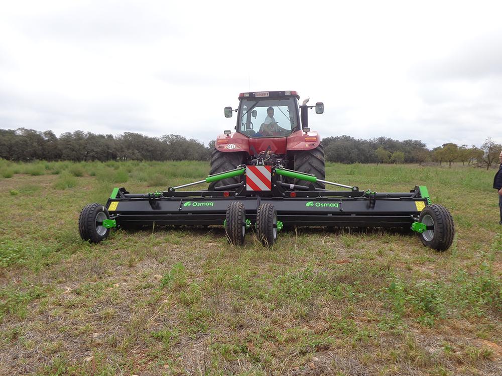 trituradora agricola t-straw abt osmaq 6