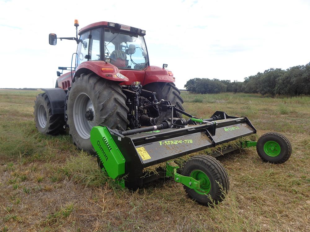 trituradora agricola t-straw osmaq 1