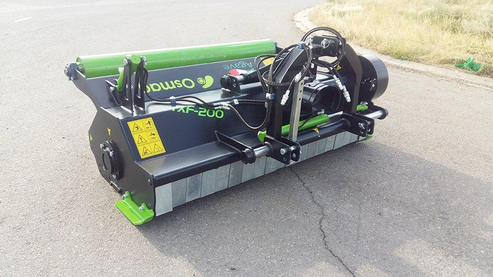 trituradora especial txf-agave osmaq 2