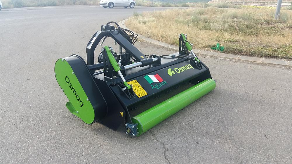 trituradora especial txf-agave osmaq 3