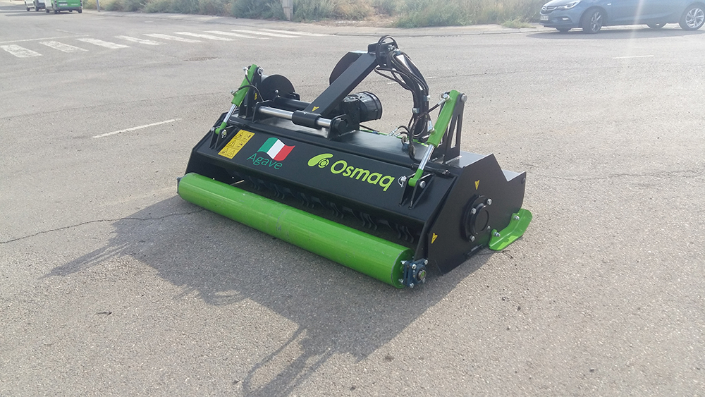 trituradora especial txf-agave osmaq 4