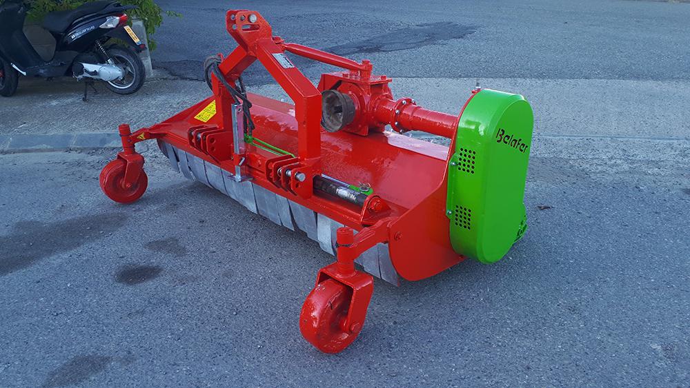 Trituradora belafer trb200 osmaq 1