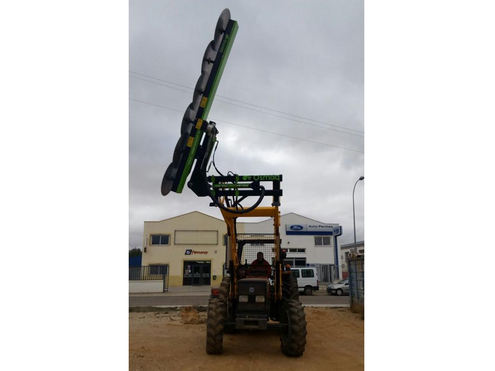 prepodadora loader osmaq 5