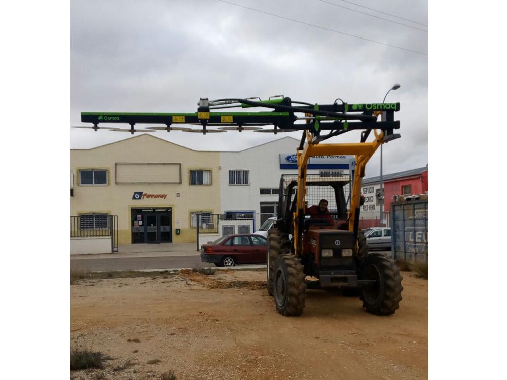 prepodadora loader osmaq 4