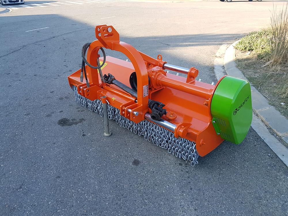 trituradora belafer trb-180 OSMAQ 3