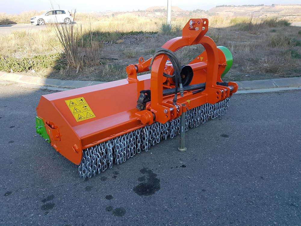 trituradora belafer trb-180 OSMAQ 1