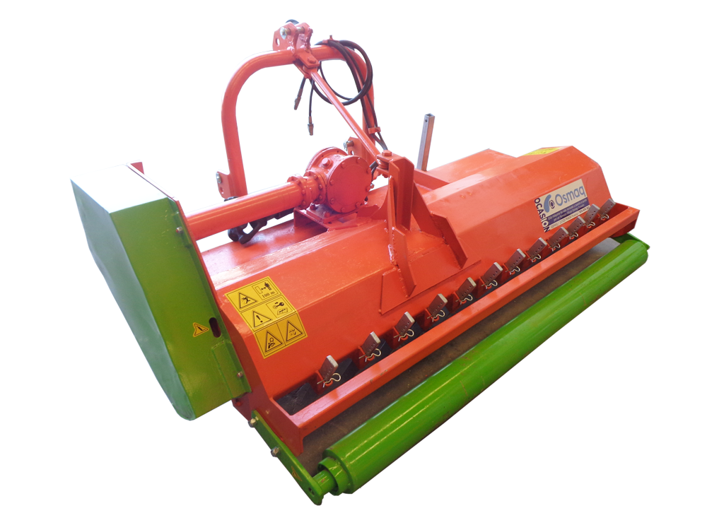 Trituradora Mila 200 osmaq portada