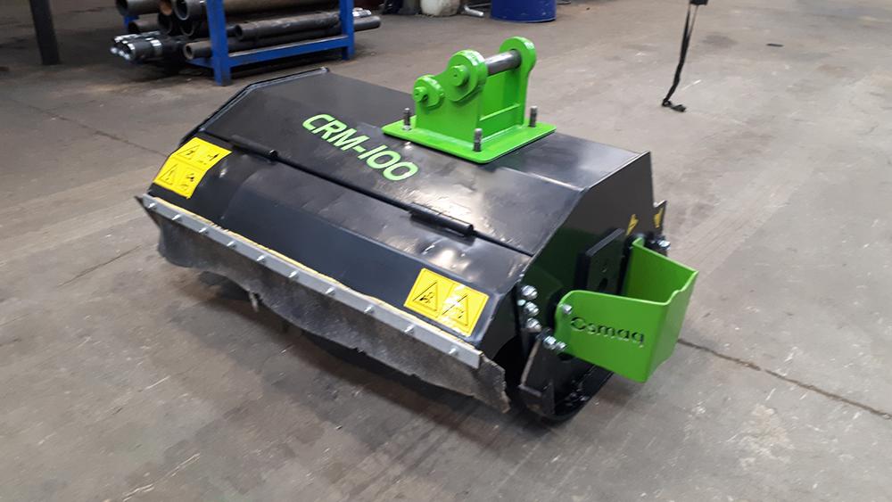 cabezal triturador CRM-100 1