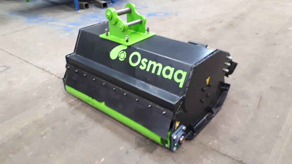 cabezal triturador CRM-100 2