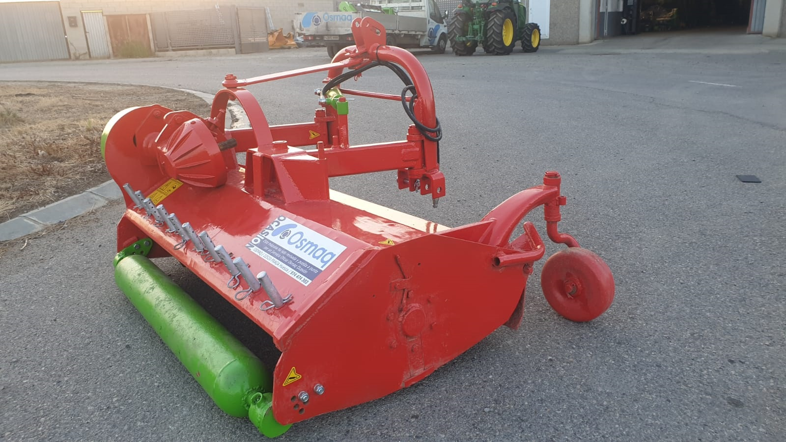 trituradora jonues-150 osmaq 1