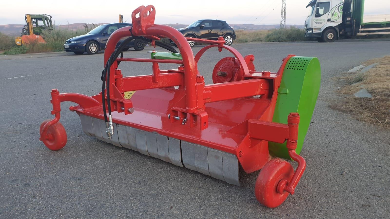 trituradora jonues-150 osmaq 2