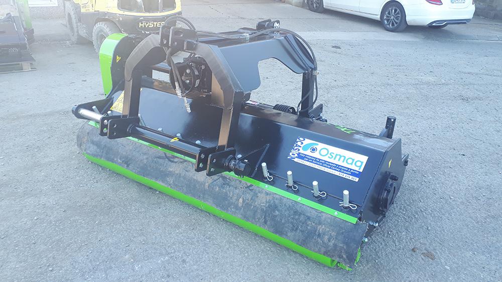 trituradora TLR-200 osmaq 1