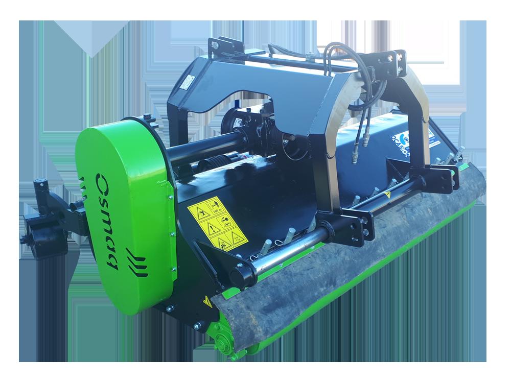 trituradora TLR-200 osmaq portada