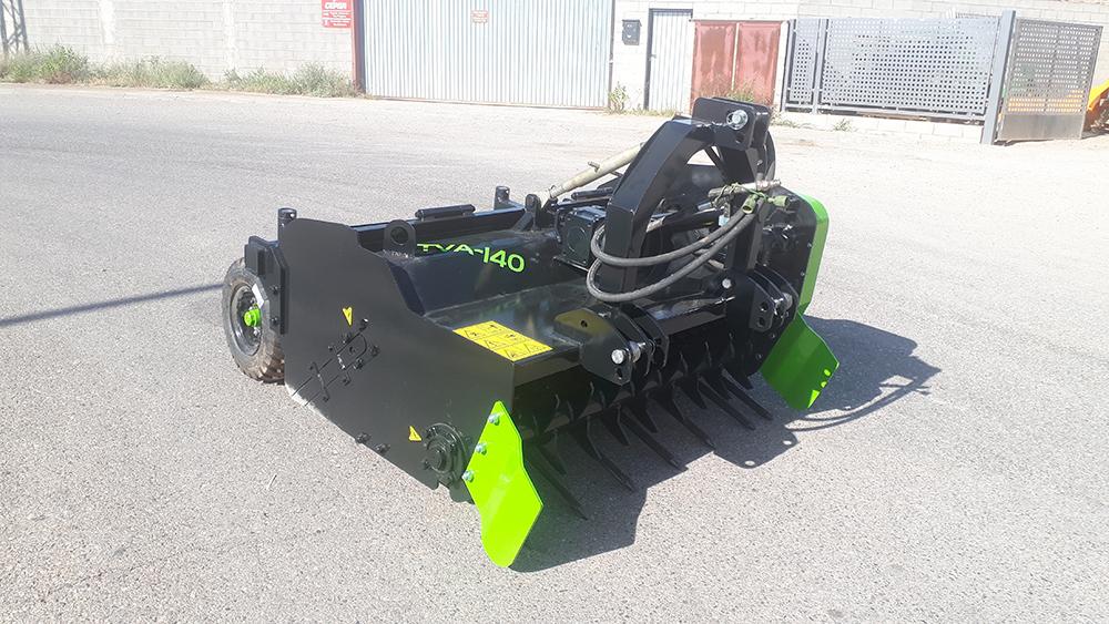 Trituradora TVA-140 osmaq 2