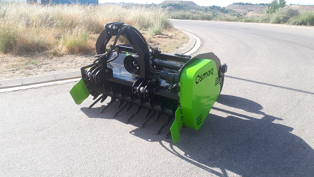 Trituradora TVA-140 osmaq 1