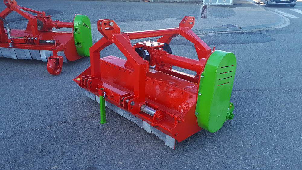 trituradora belafer trs-150 reversible osmaq 2