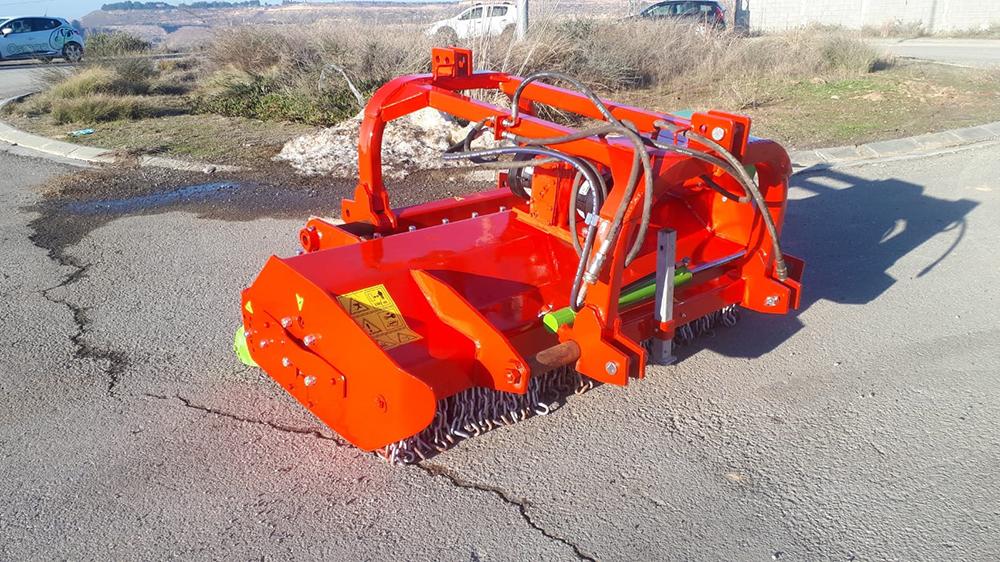 trituradora thm-160 reversible osmaq 3