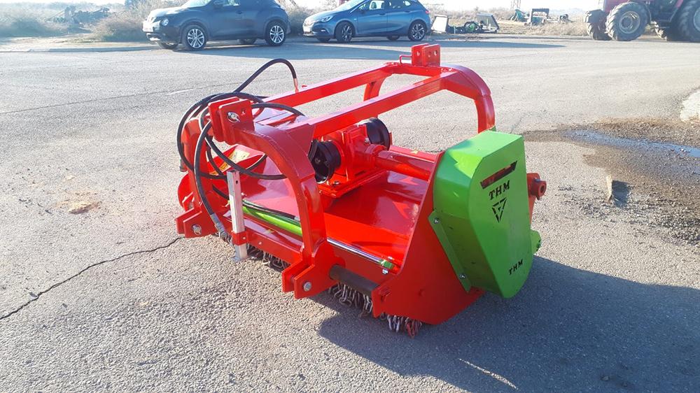 trituradora thm-160 reversible osmaq 4