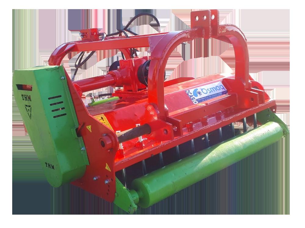 trituradora thm-160 reversible osmaq portada