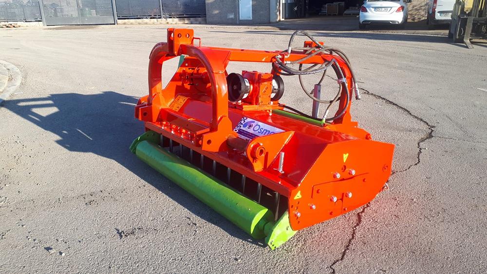 trituradora thm-160 reversible osmaq 2