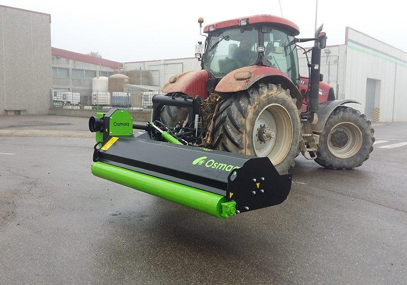 Trituradora Agricola spl-plus osmaq 2